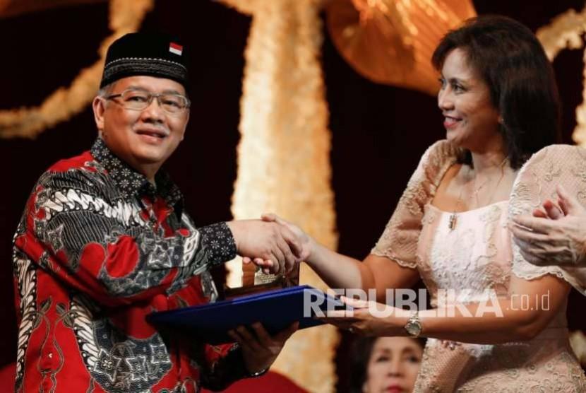 Dompet Dhuafa Raih Ramon Magsaysay Award 2016