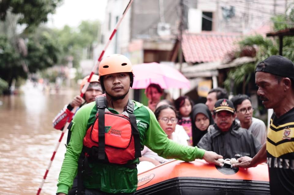 Siap Siaga, Banjir Kembali Landa Ibu Kota