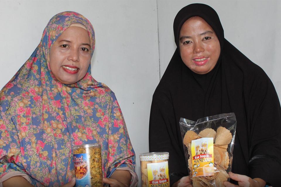 """Cerita Anggota Binaan """"Pusat Oleh-Oleh Minang Sepakat"""" Dompet Dhuafa Singgalang"""