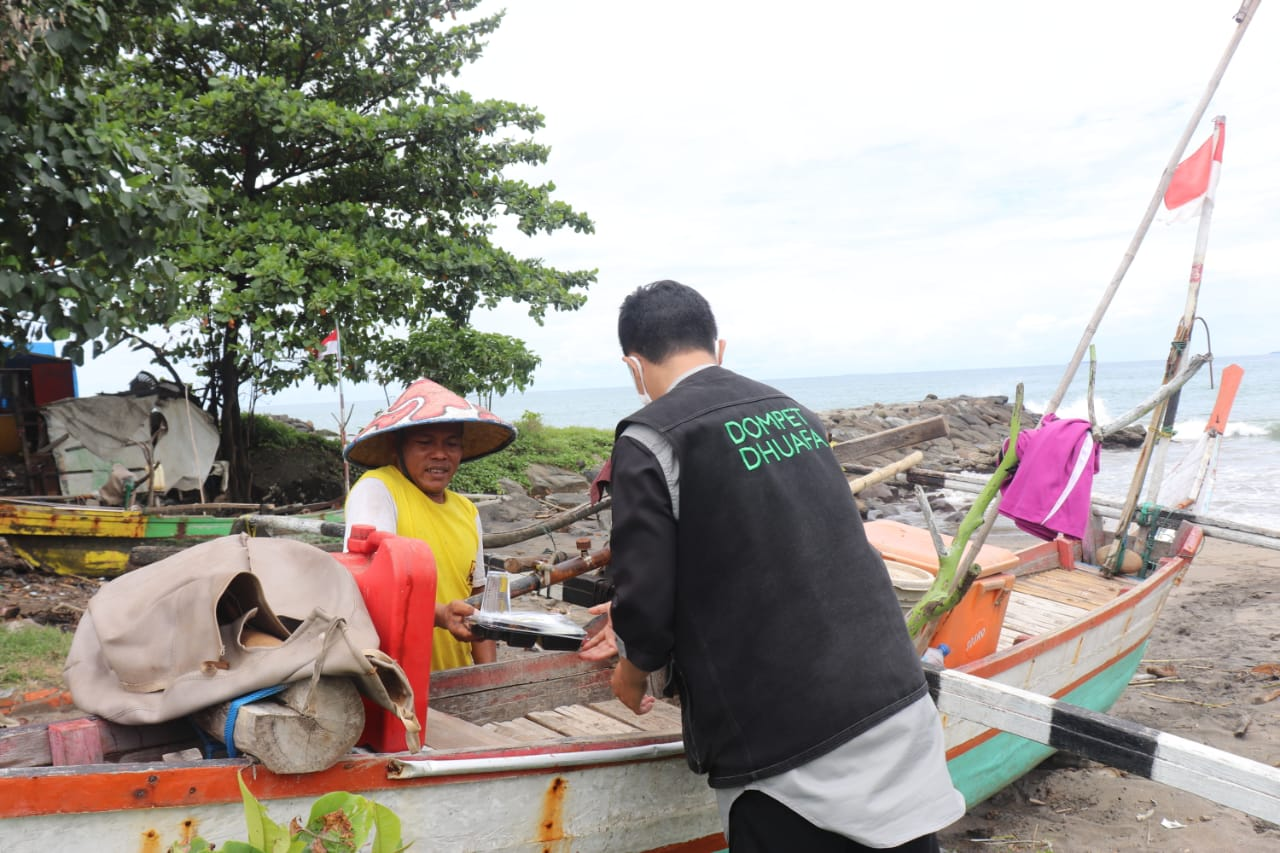 """Realisasi Penyaluran Program """"Babagi Kanyang""""  Tembus Hampir 2500 Porsi"""
