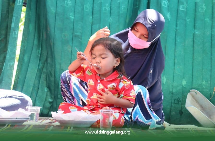 Go-Gina Angkatan Ke-II   Cegah Stunting, Edukasi Ibu Hamil